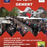 Lentemarkt Gemert 22 april